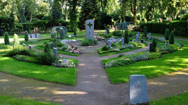 Der Memoriam-Garten